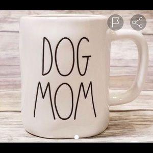 Rae Dunn DOG MOM